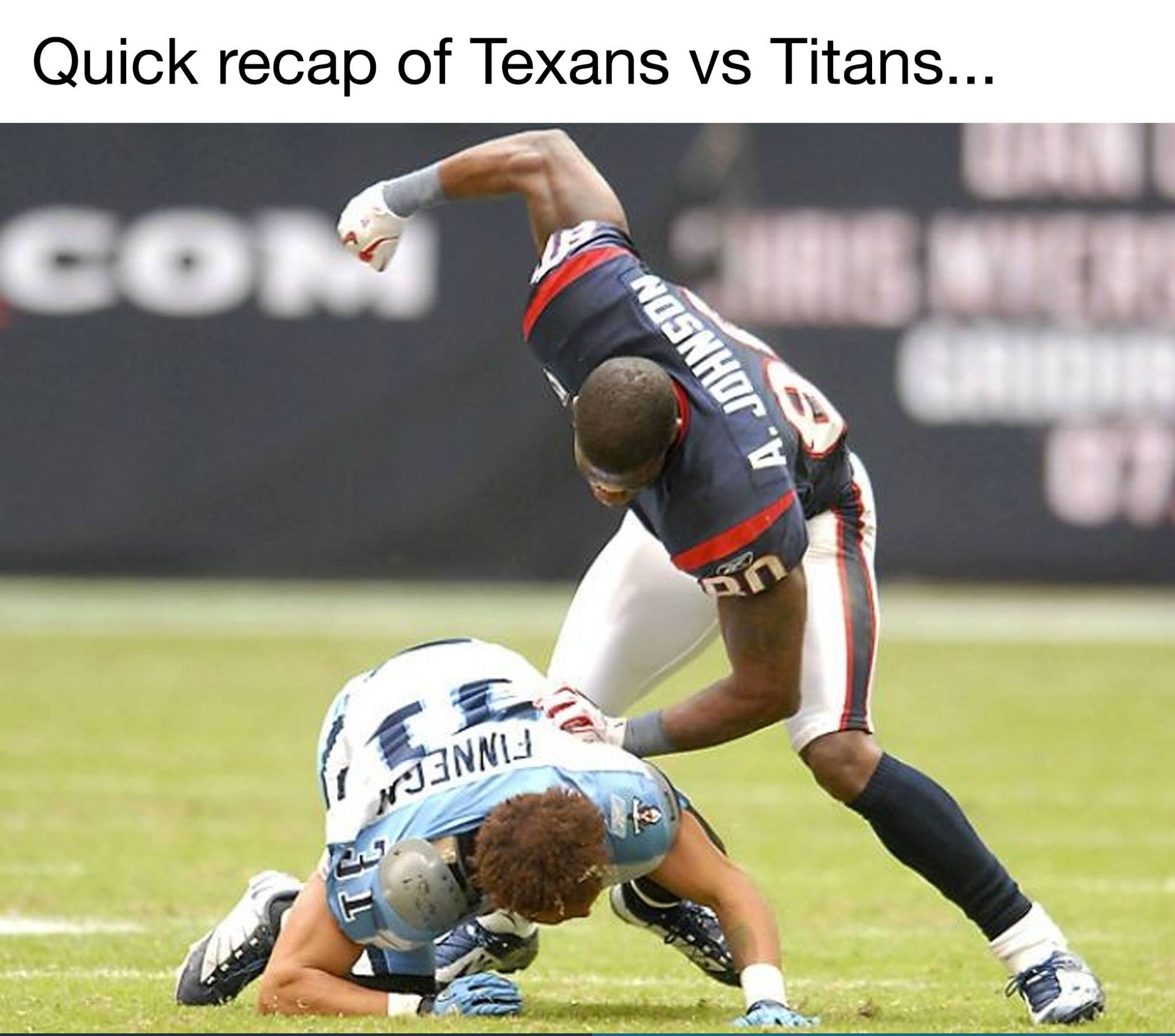 Memes Celebrate Texans Huge Win Mock Cowboys Loss Seattlepi Com