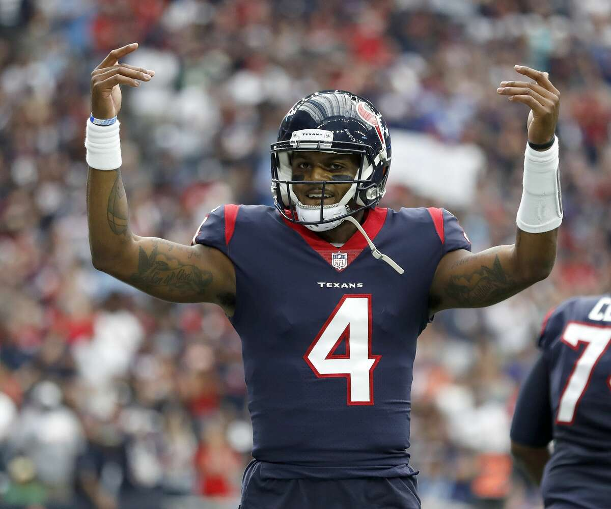 Texans quarterback Deshaun Watson is the latest rookie star to enthrall Houston.Click through the gallery to revisit other memorable rookies on Houston teams.