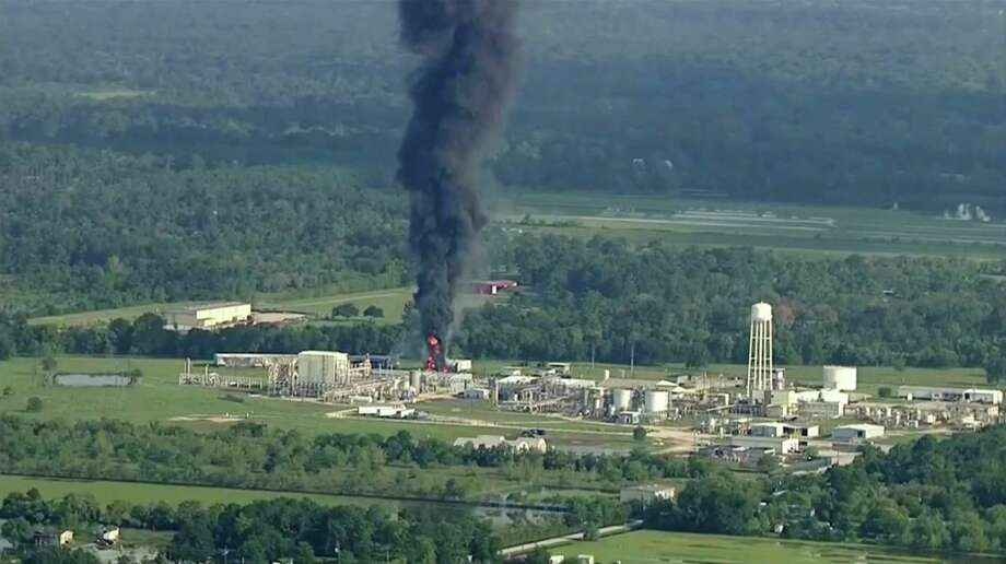 Crosby chemical plant fire