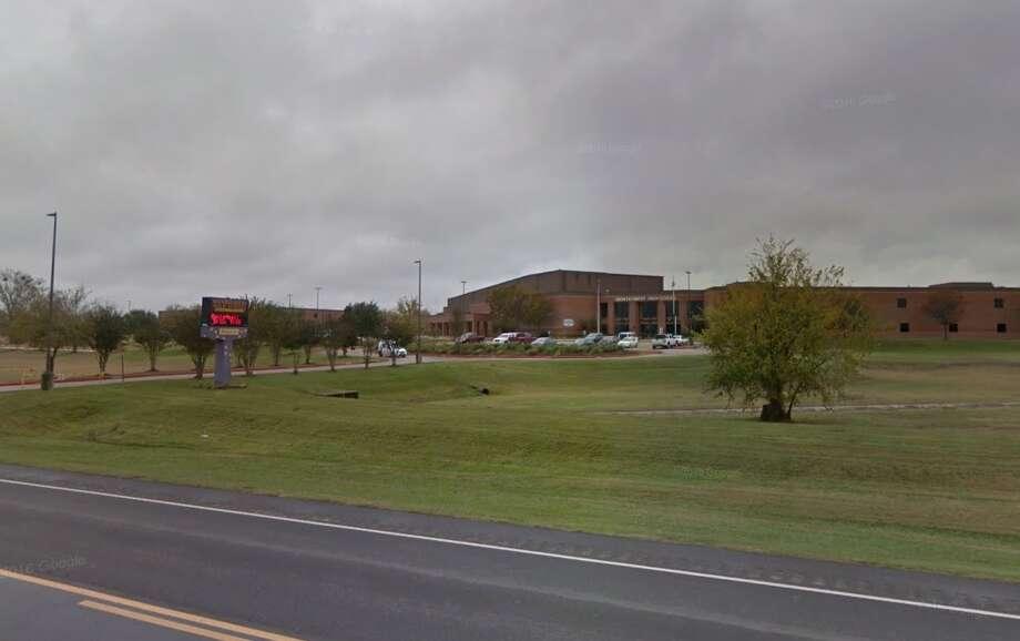 Montgomery High School Photo: Google Earth
