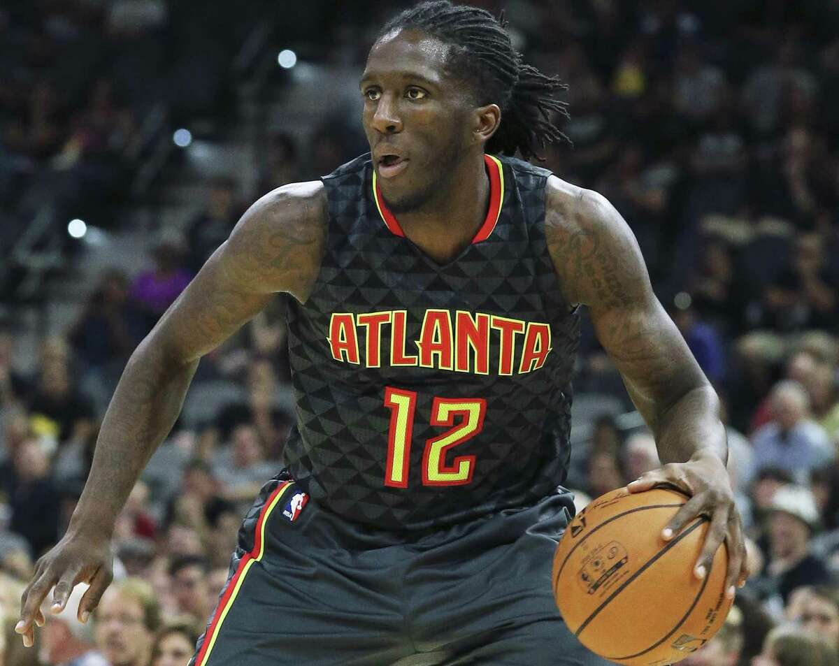 Taurean Prince: In his second season with the Atlanta Hawks, the small forward, who went to Earl Warren High School in San Antonio and Baylor University, is averaging 12.2 points, 4.7 rebounds and 2.3 assists this season. (Tom Reel /San Antonio)
