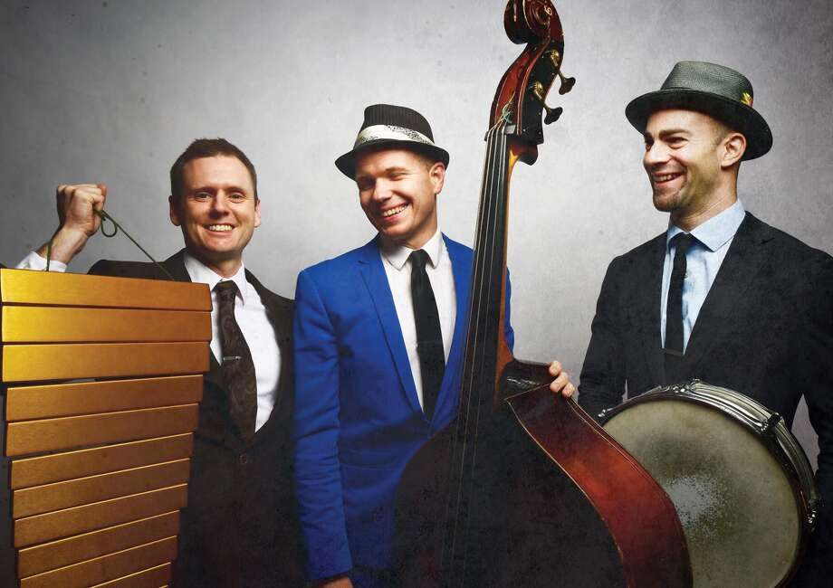 The Wee Trio will perform at SIUE's Dunham Hall on Oct. 17. Photo: For The Intelligencer