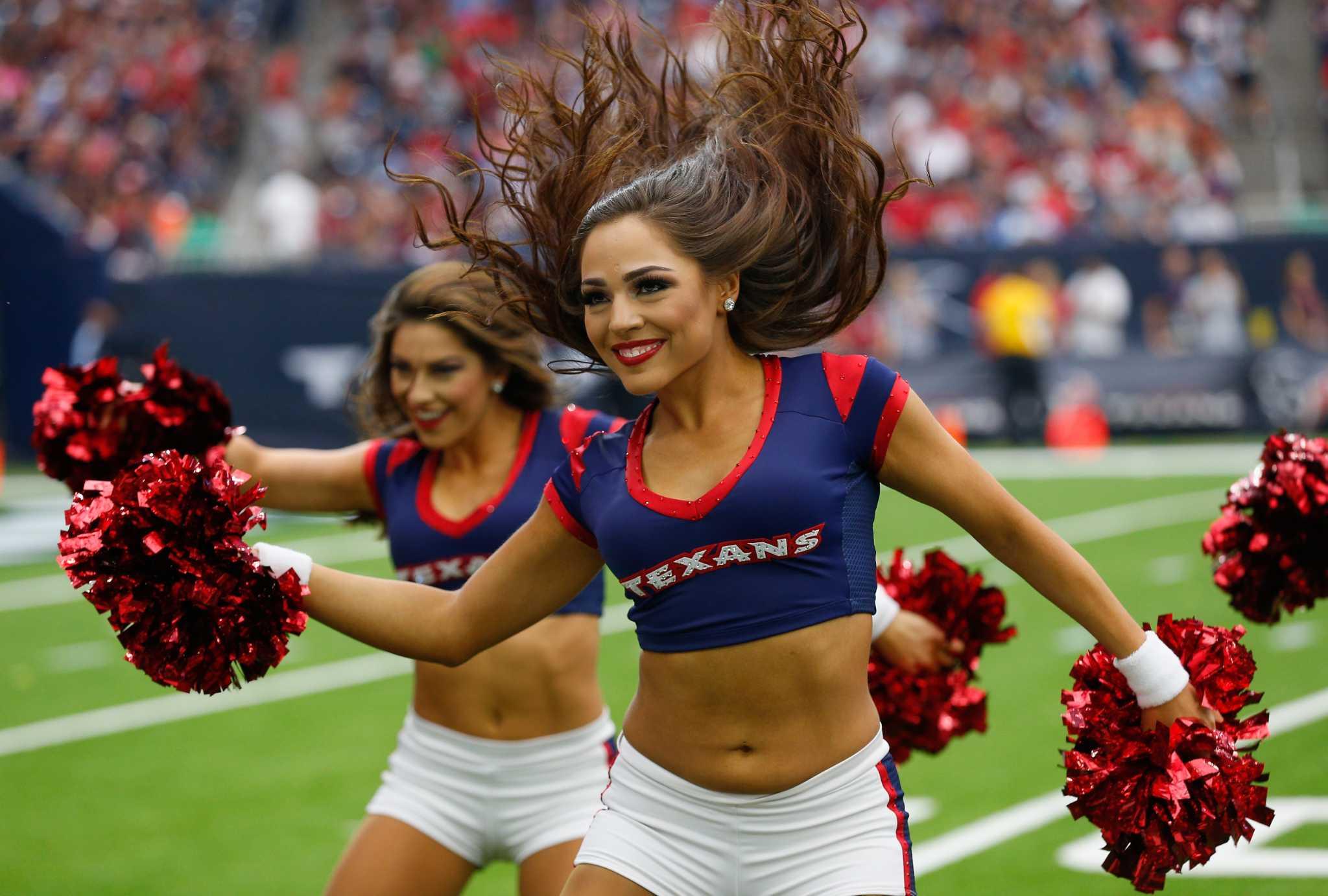 62325bd61d3 NFL cheerleaders from Week 4 - Houston Chronicle