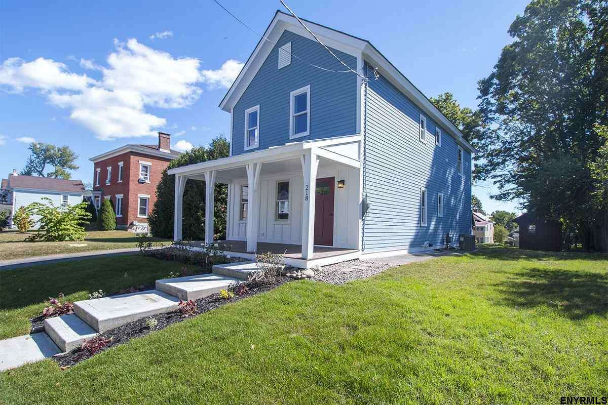 $559,000. 218 Grand Ave., Saratoga Springs, NY 12866. View listing.