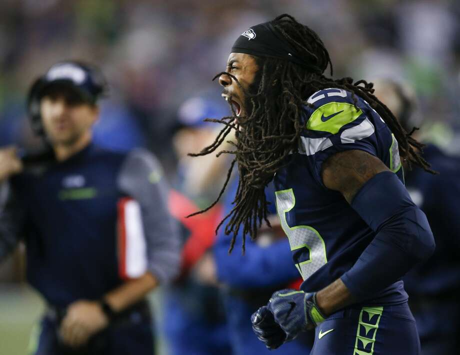 Several Seahawk players recalled their favorite memories and moments of Richard Sherman as a teammate. Click through the following slideshow for what they said. Photo: Otto Greule Jr/Getty Images