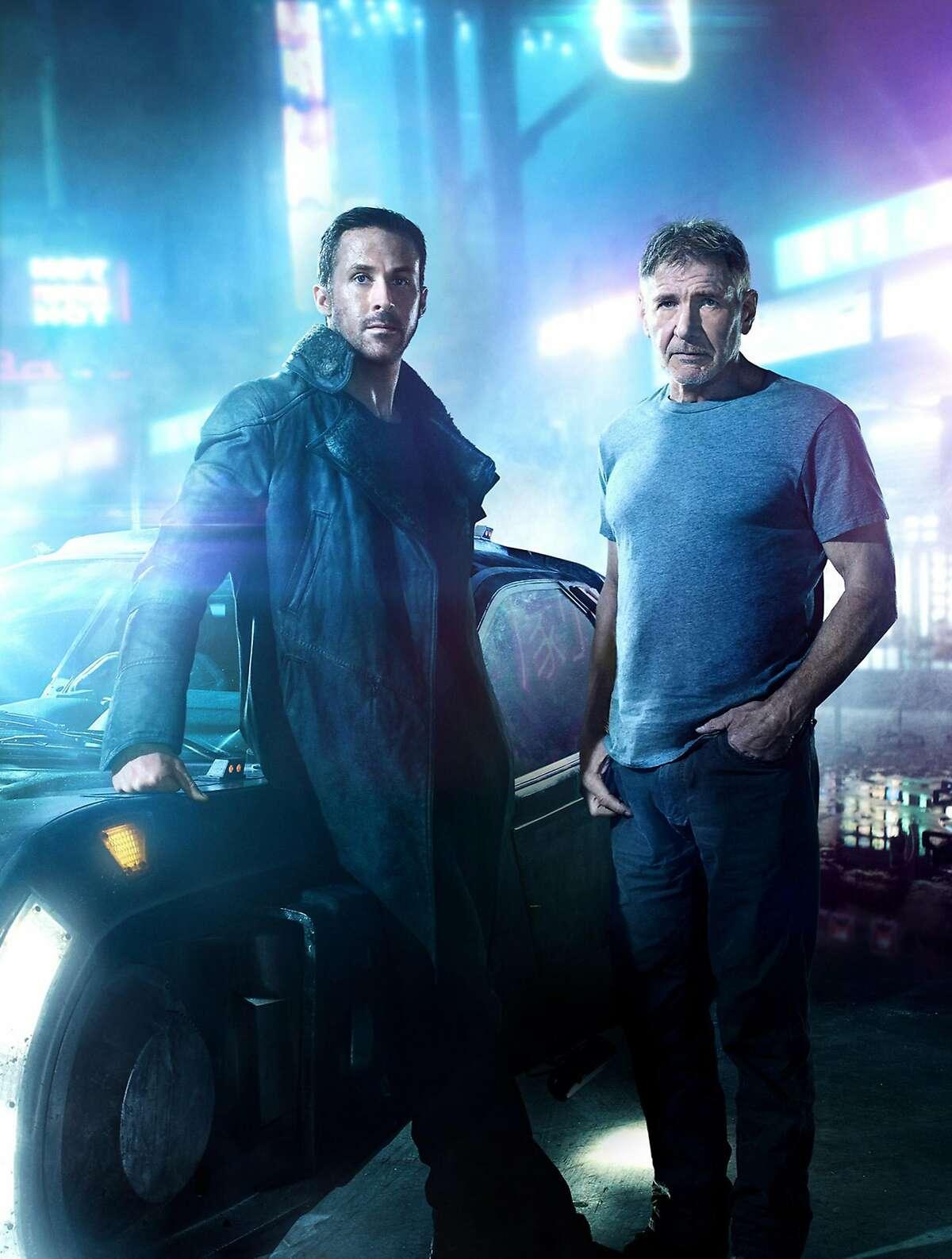 'Blade Runner 2049' opens Friday