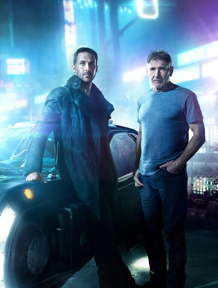 'Blade Runner 2049' opens Friday Photo: Warner Bros. Pictures, TNS