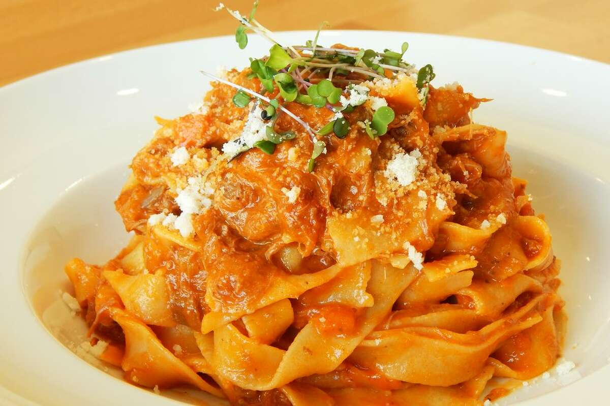 WEST UNIVERSITY Fresco Cafe Italiano, 3277 Southwest Freeway House-made noodles and fresh sauces are on offer at this new Italian space. What it lacks in ambiance, it makes up for with high-quality dishes.