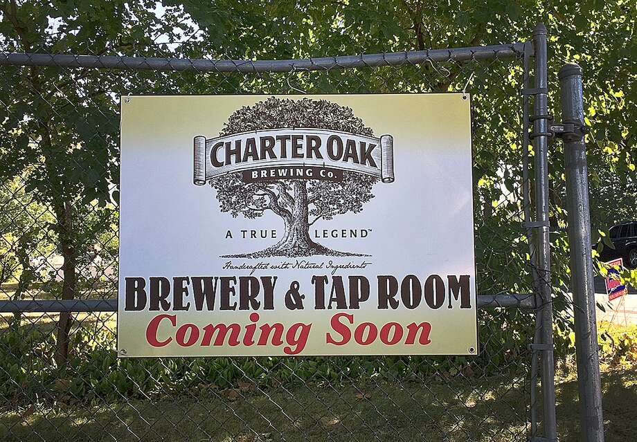 Charter Oak Brewing will open a tap room and on-site brewery at 39 Shelter Rock Road in Danbury, Conn. Photo: Chris Bosak / Hearst Connecticut Media / The News-Times