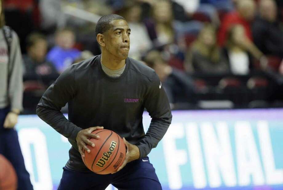 UConn coach Kevin Ollie. Photo: Associated Press File Photo / AP