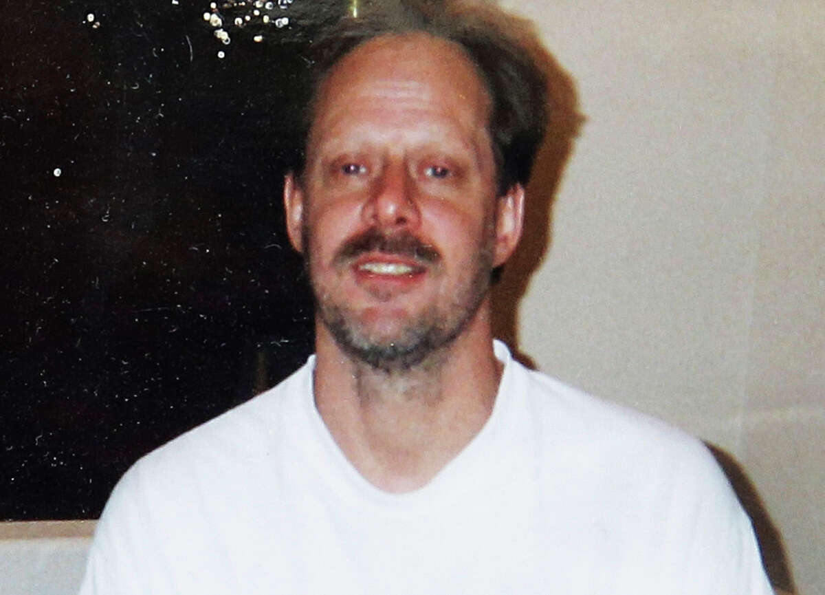 This undated photo provided by Eric Paddock shows Las Vegas gunman Stephen Paddock at right. Stephen Paddock opened fire on the Route 91 Harvest Festival on Sunday, Oct. 1, 2017, killing dozens and wounding hundreds. (Courtesy of Eric Paddock via AP)