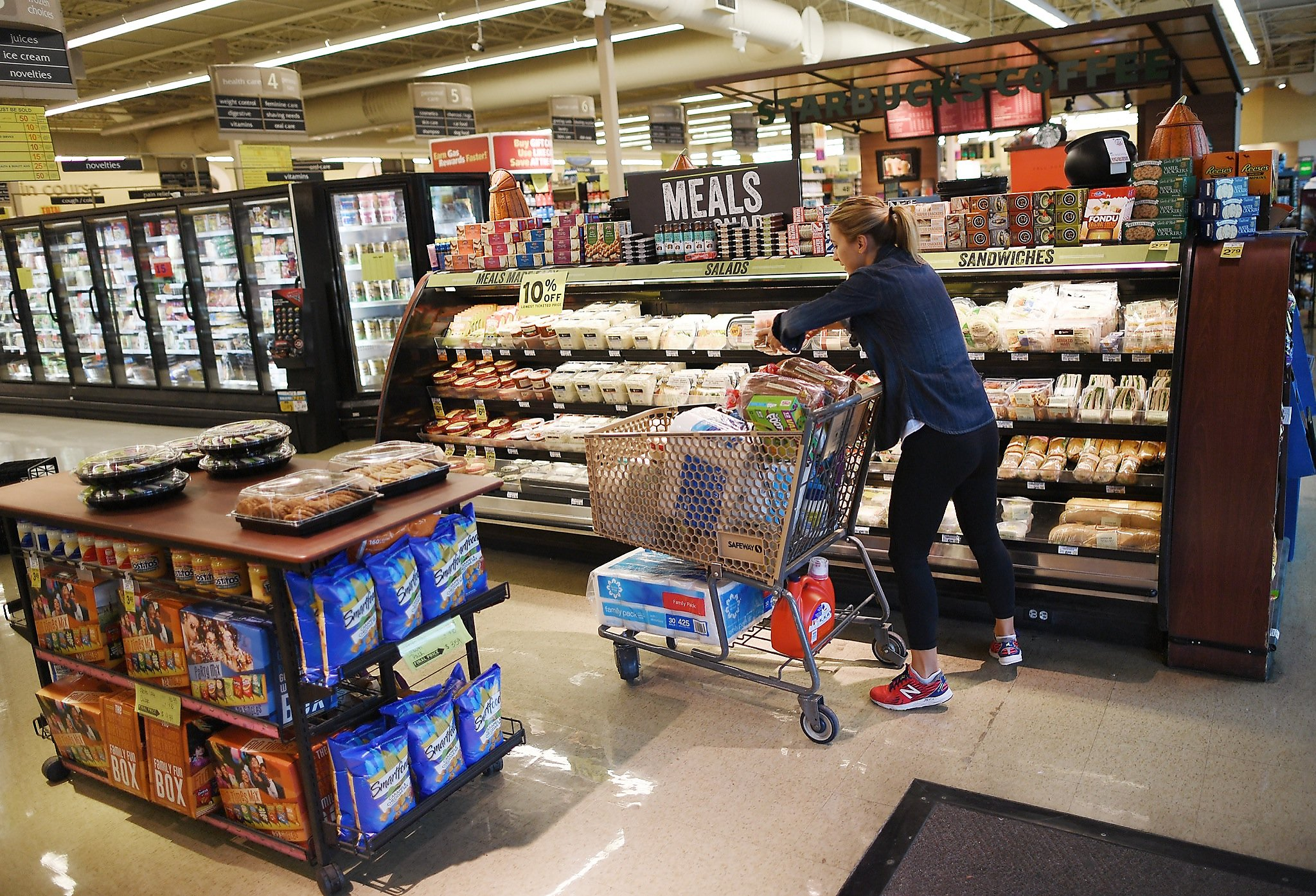 Safeway secrets revealed, avalanche of complaints answered in Reddit AMA -  SFGate