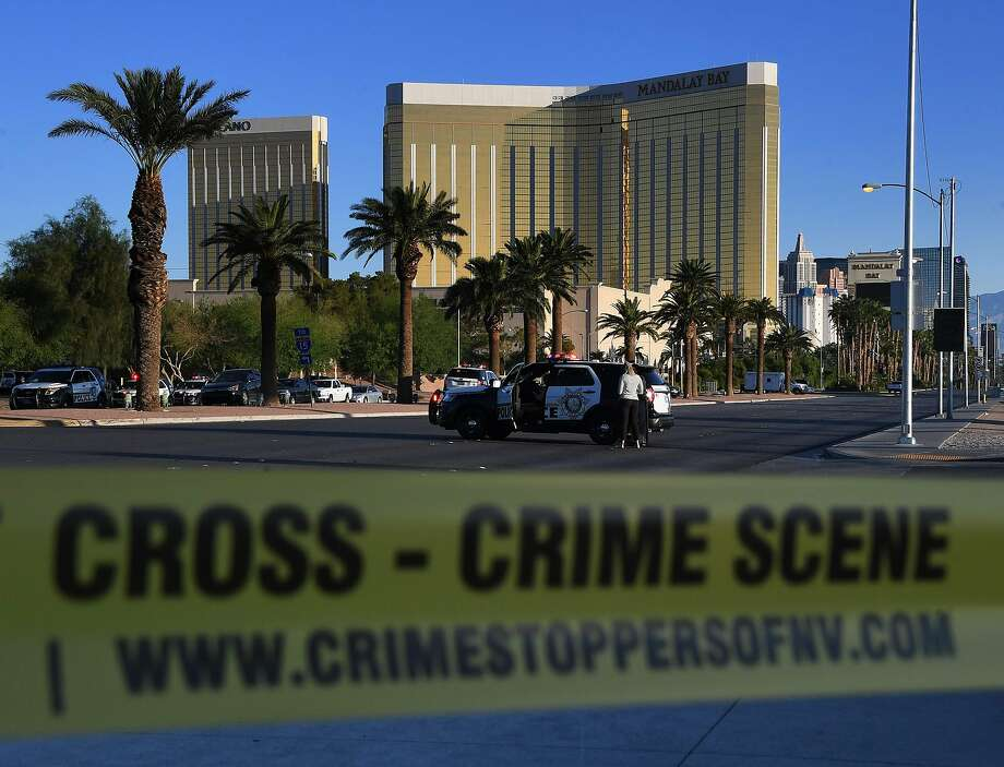 Horrific Massacre in Las Vegas–May be First Mass Shooting with an Automatic Weapon (washingtonpost.com)