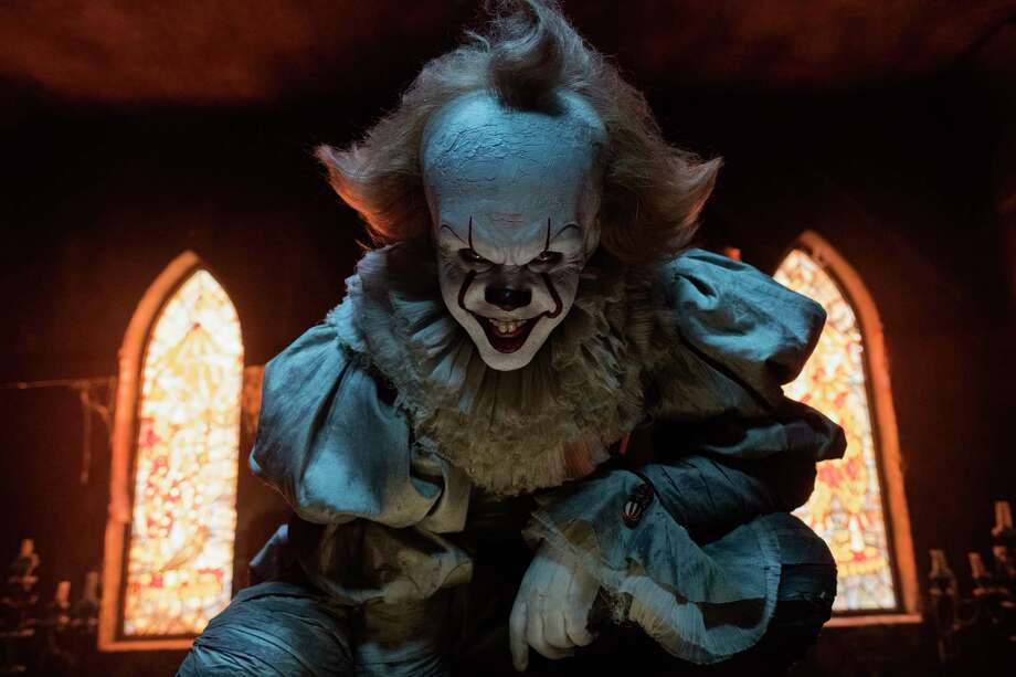 "Stephen King's Pennywise-terrorized world of Derry is coming to the South Side of San Antonio for a private ""It Experience."" Photo: Brooke Palmer, HONS / © 2017 Warner Bros. Entertainment Inc. and RatPac-Dune Entertainment LLC All Rights Reserved"