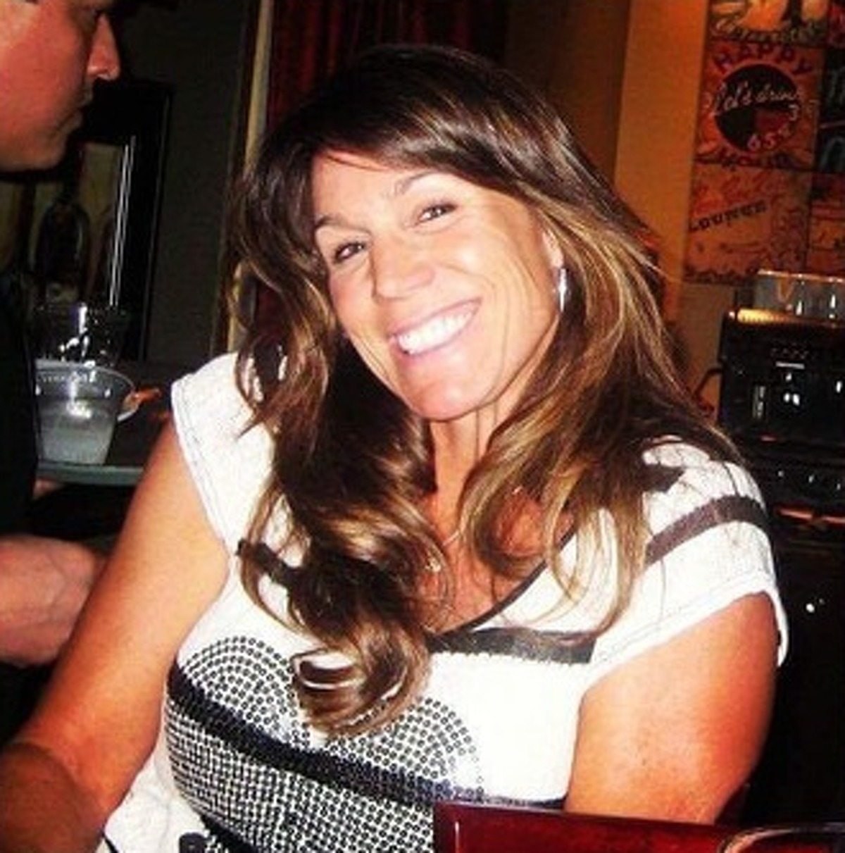 Stacee Etcheber, the wife of a San Francisco police officer, is missing after the Las Vegas massacre that killed 59 and injured more than 500 others. Oct. 1, 2017 Courtesy of Al Etcheber.