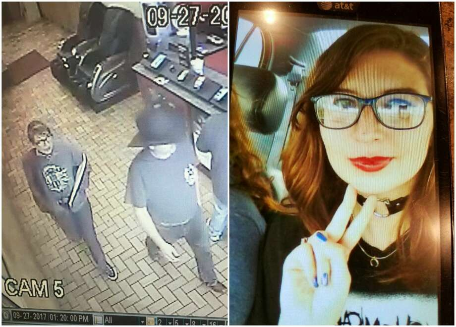 Missing childrenThe truck driver last spotted with a missing Texas teen told police he gave her a ride to California.SeeHouston-area children missing so far in 2017. Photo: Randall County Sheriff's Office