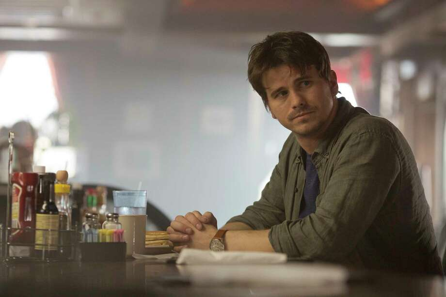 """This image released by ABC shows Jason Ritter in a scene from """"Kevin (Probably) Saves the World,"""" premiering Oct. 3 on ABC. (Ryan Green/ABC via AP) Photo: Ryan Green / © 2017 American Broadcasting Companies, Inc. All rights reserved."""