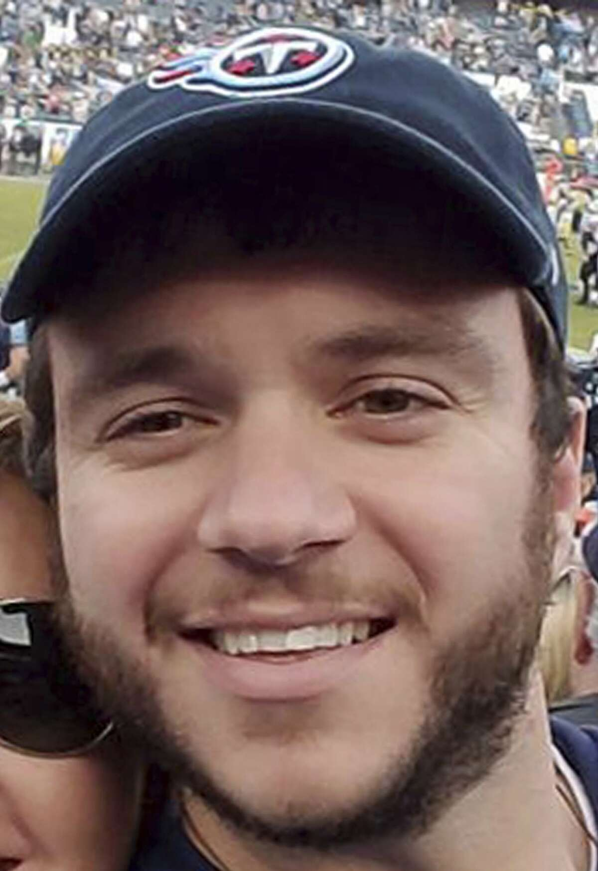 This undated photo shows Sonny Melton, one of the people killed in Las Vegas after a gunman opened fire on Sunday, Oct. 1, 2017, at a country music festival.