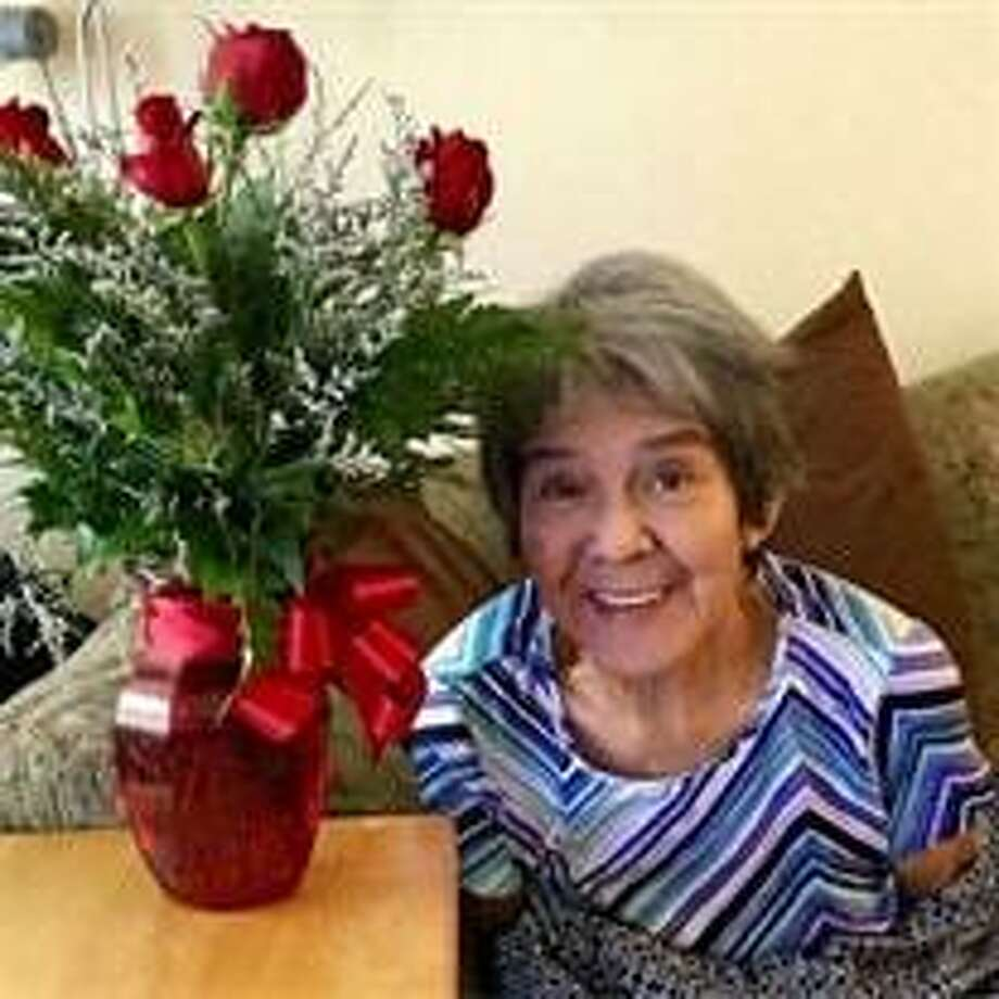 Marie Gomez Sedillo, who died Sept. 30, left the military to become a military wife and raise eight children. Photo: Courtesy Photo