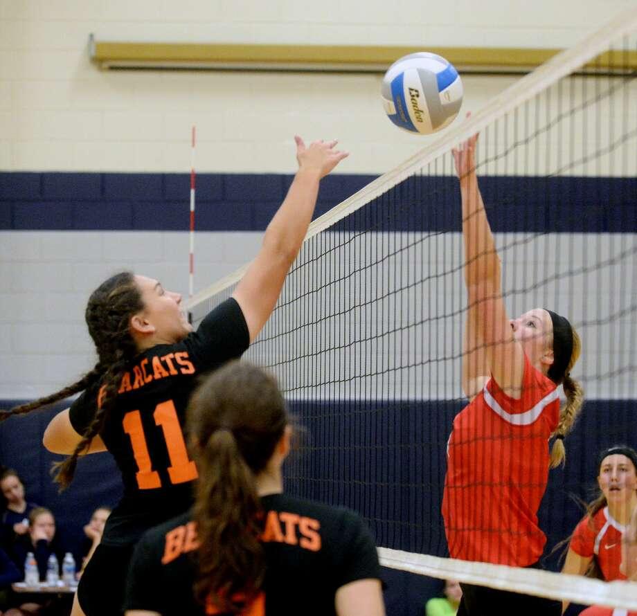 USA Volleyball Invitational 2017 Photo: Chip Burch/Huron Daily Tribune