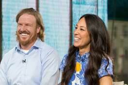 TODAY -- Pictured: Chip and Joanna Gaines on Tuesday, July 18, 2017 -- (Photo by: Nathan Congleton/NBC/NBCU Photo Bank via Getty Images)