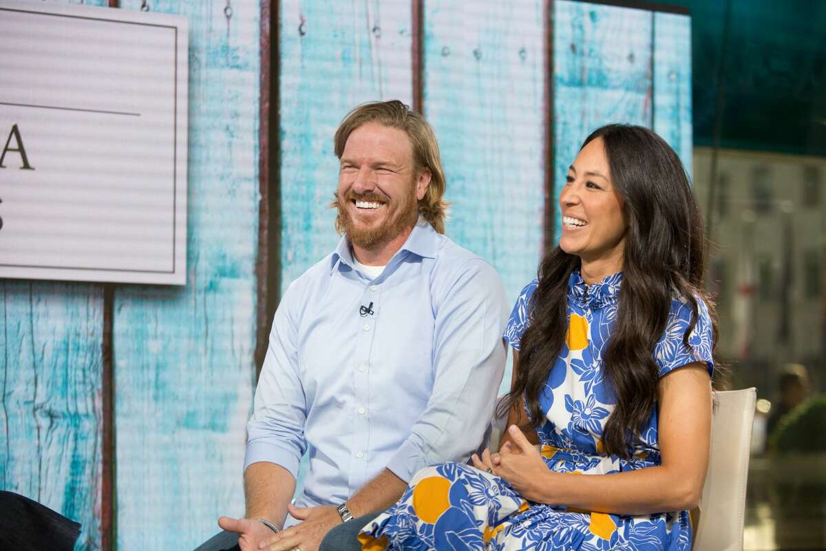 Chip Gaines shaved off all his hair after fans made a sizable donation to the St. Jude Children's Research Hospital in Memphis. >> See reasons to love the Gaines even more