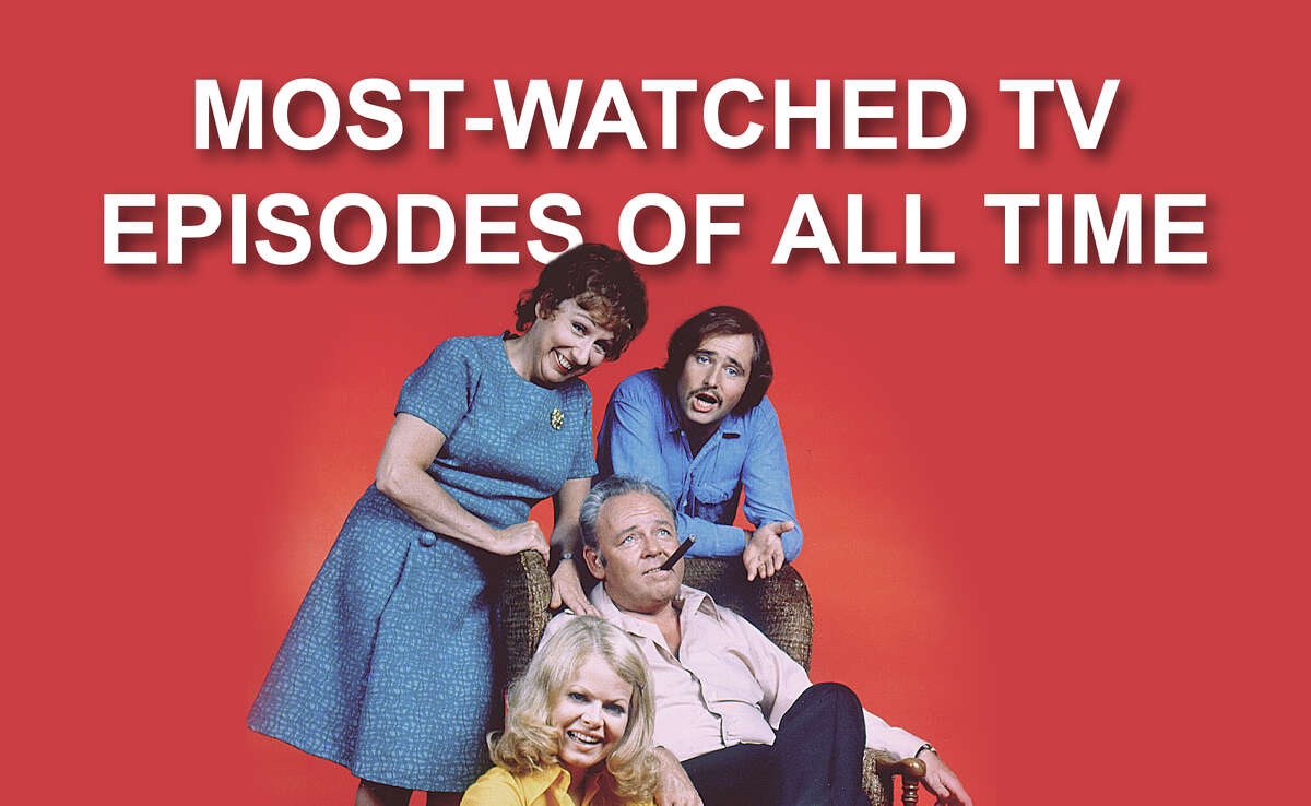 The rise of online streaming services has dramatically changed the way Americans consume their television shows. >>Here is a list of the 20 most-watched television episodes of all time...