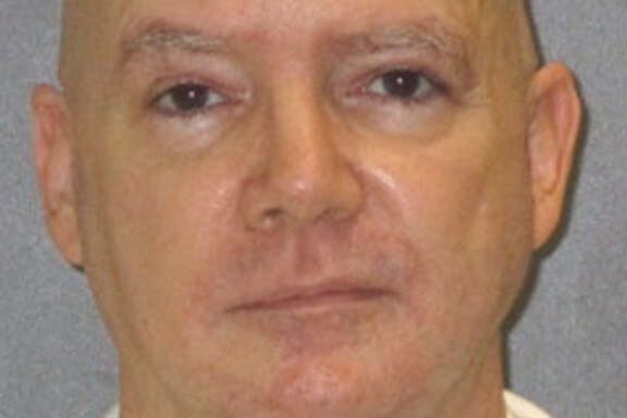 This photo provided by the Texas Department of Criminal Justice shows Anthony Shore. The U.S. Supreme Court has refused an appeal from convicted killer Shore, facing execution in Texas this month. The high court, without comment, declined to review appeal from the death row inmate. The 55-year-old Shore is set for lethal injection Oct. 18 for the 1992 slaying of a 20-year-old woman in Houston. He has confessed to that killing and three others. (Texas Department of Criminal Justice via AP)