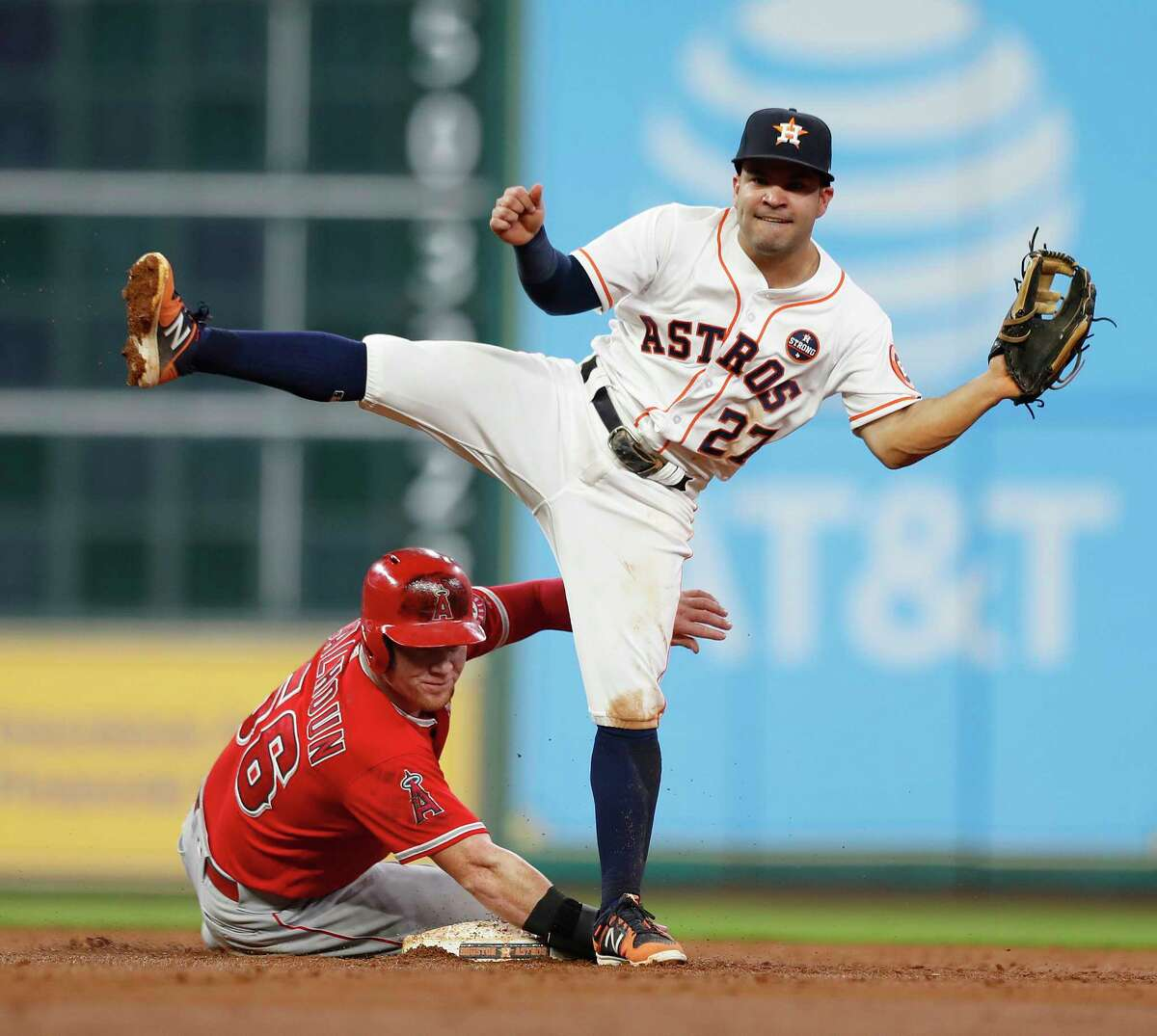 Jose Altuve's prolific hitting gets most of the attention, but his fielding and baserunning skills make him an all-around dynamic player.