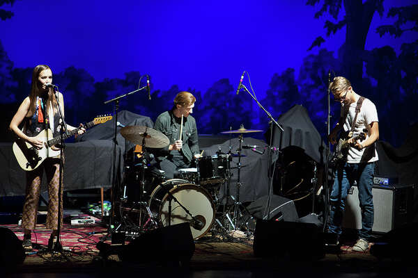 "Wilco, the influential six-man act, brought its acclaimed ""Schmilco"" tour to San Antonio's Tobin Center on Monday, Oct. 3, 2017. Fans gathered for the Chicago-based band's 10th studio album, praised by Rolling Stone and Paste magazines as one of the best albums of 2016."