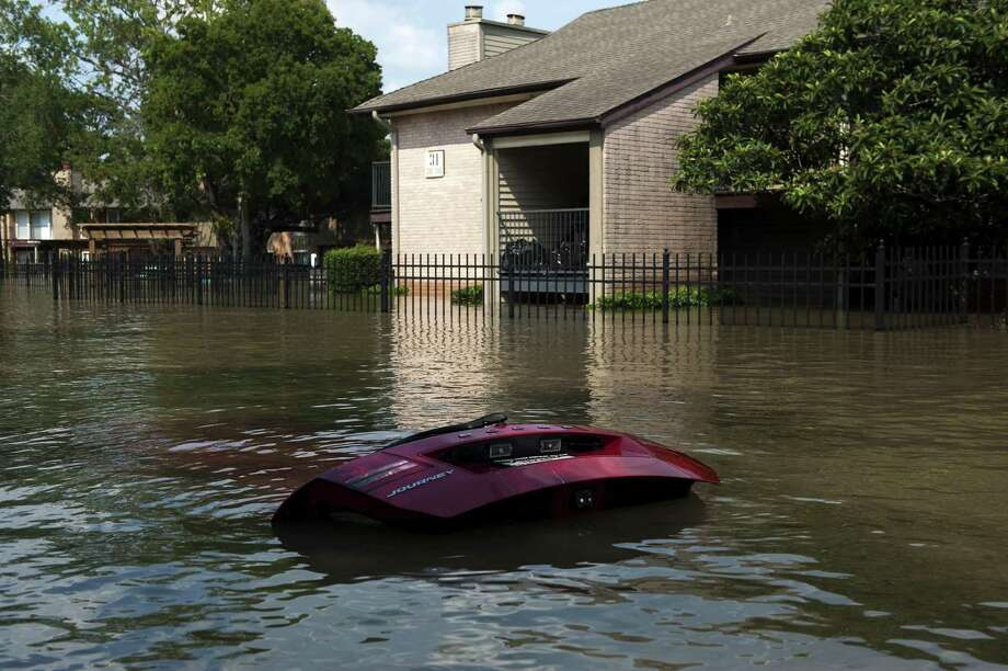 Climate Change made rain and flooding from Harvey worse