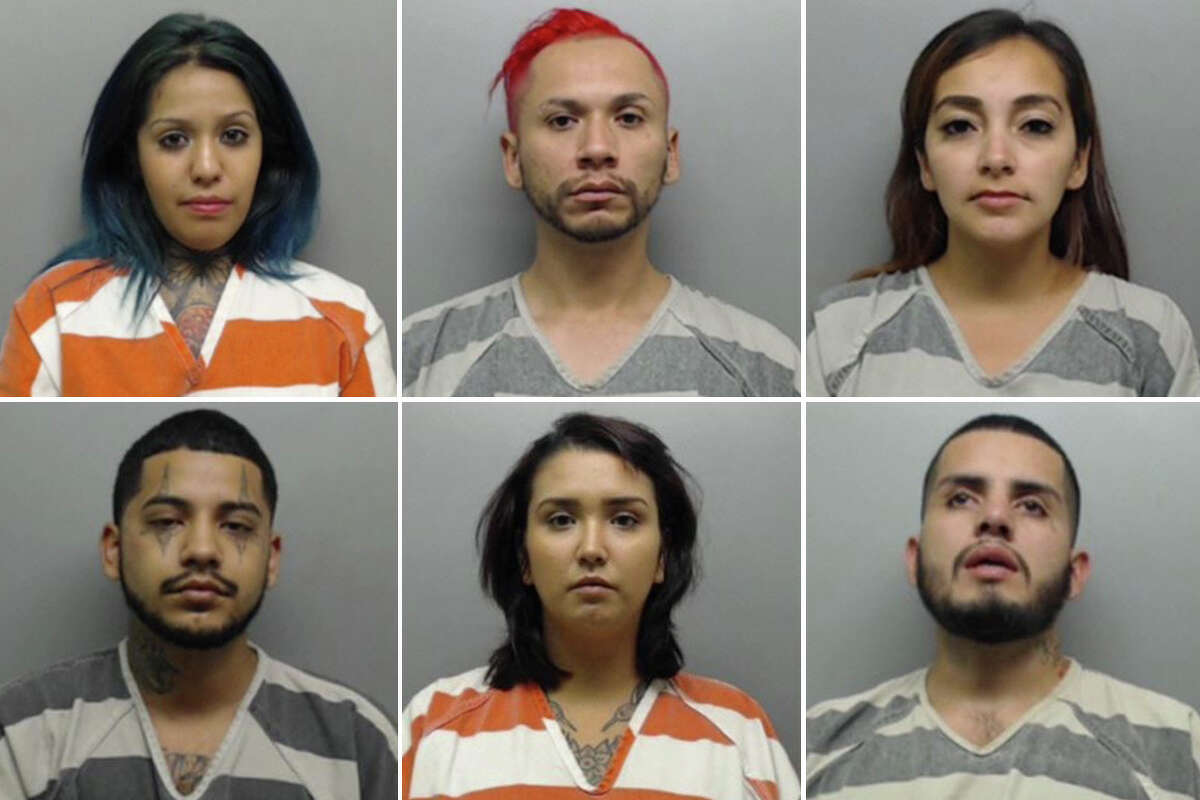 Click through this gallery to see Webb County Sheriff's Office mugshots from September 2017.