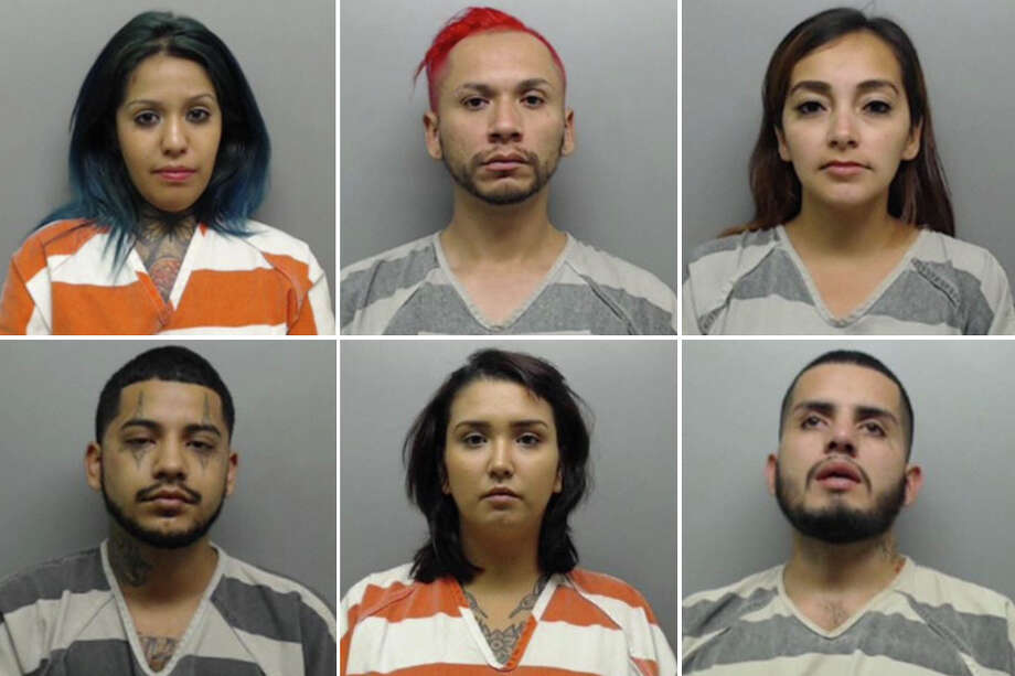 Click through this gallery to see Webb County Sheriff's Office mugshots from September 2017. Photo: Webb County Sheriff's Office