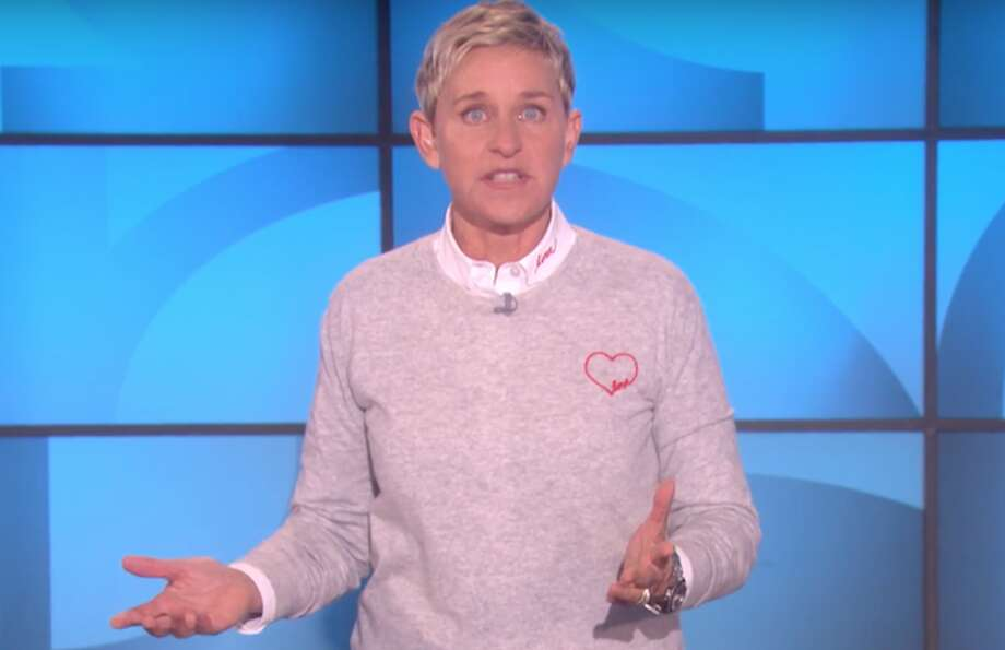 "Ellen DeGeneres tweeted out a photo of the flooded 101 freeway, which has been flooded due to mudflows. The talk show host lives in the Montecito area and wrote, ""Montecito needs your love and support."" Photo: Warner Bros."