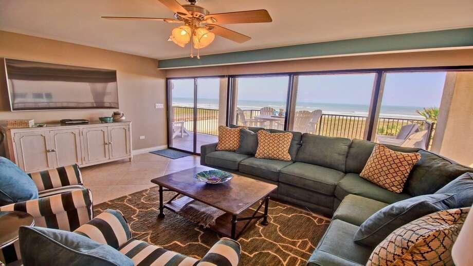 South Padre-area condoAverage per person, per night: $34.50 Photo: HomeAway