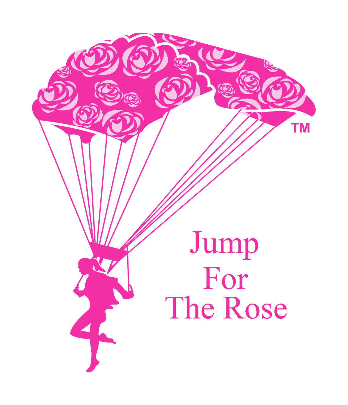 Jump for The Rose logo