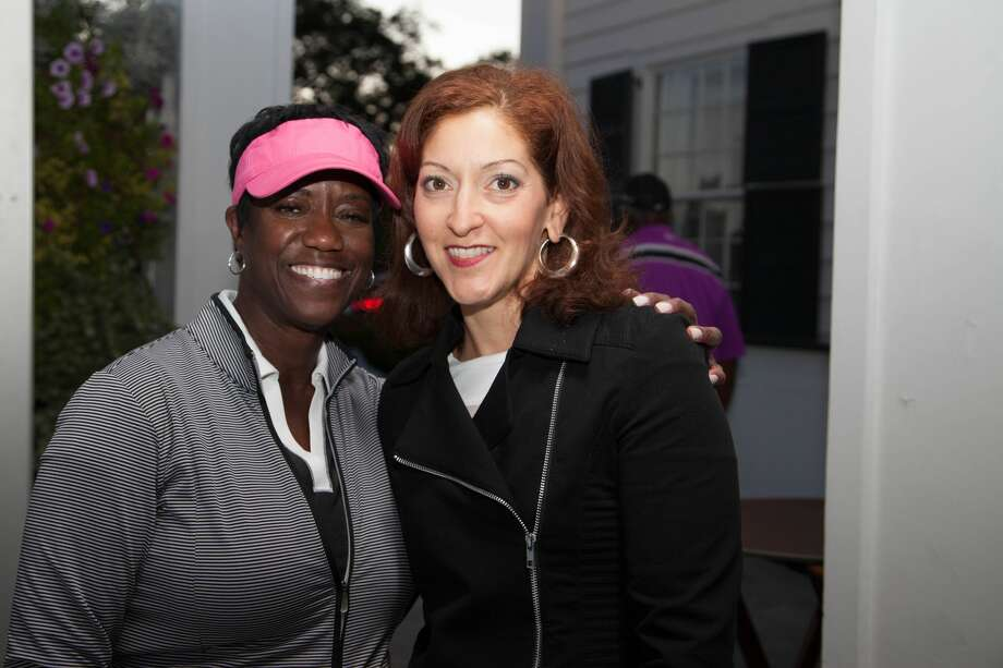 Were you Seen at the 15-LOVE 'Fore Love & Money' tennis and golf fundraising event held at Schuyler Meadows Club in Loudonville on October 2, 2017? Photo: Mia Ertas
