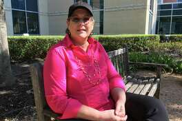 Breast-cancer survivor Catherine Louvier is looking forward to taking her grandchildren to Disney World when they're old enough. Both turn 1 this year.