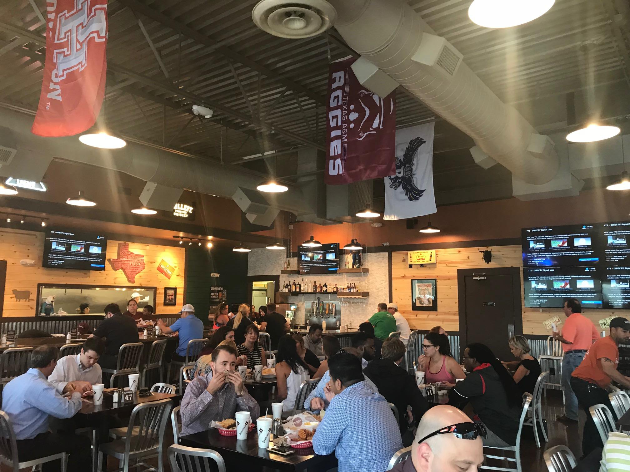 Restaurants Open After Harvey