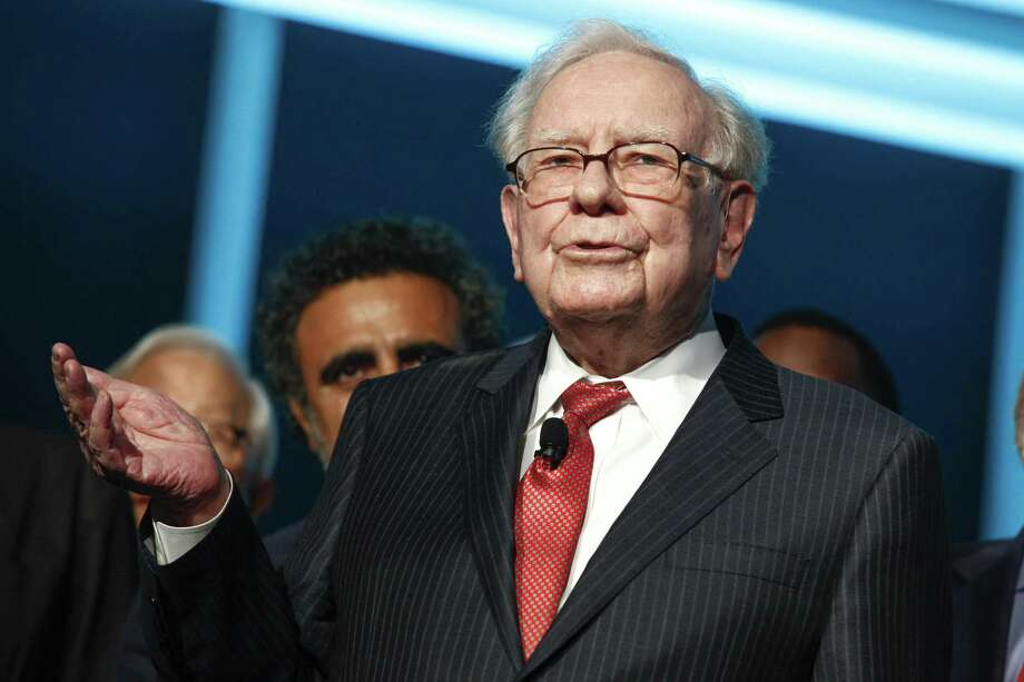 Warren Buffett attends the Forbes 100th Anniversary Gala at Pier Sixty on Sept. 19 in New York. Buffett's company, Berkshire Hathaway, said Tuesday that it is acquiring a major stake in Pilot Flying J truck stops and it will become a majority owner within about five years. Photo: Andy Kropa /Associated Press / 2017 Invision