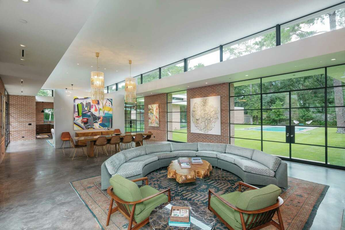 420 Oak: This Piney Point home designed by Dillon Kyle Architects will be on the 2017 AIA Houston Home Tour.