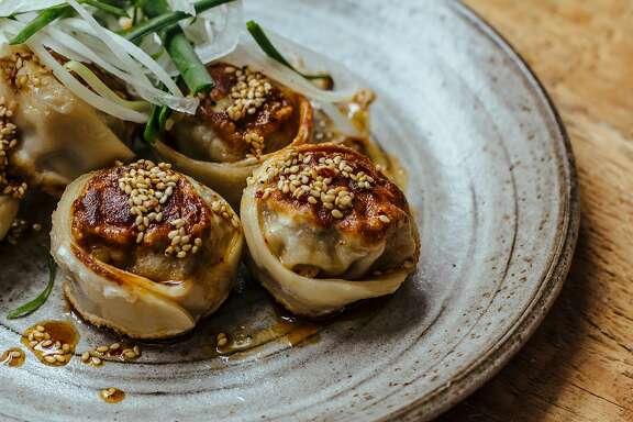 Foxsister dumplings