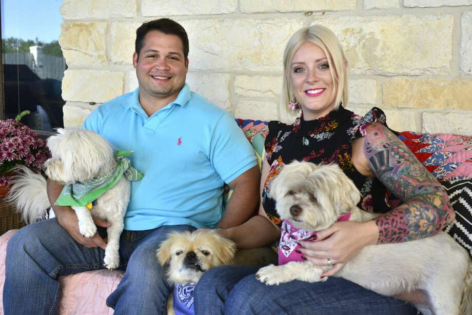 Prominent Southeast Texans and the Pooches prepare for Dog-tober Fest 2017 Photo: By John Fulbright