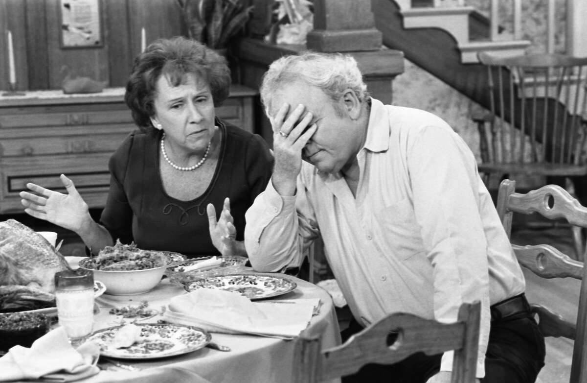 """20. """"All In The Family"""" - """"Edith's Problem"""" Ratings: 25.2 million viewers* Date aired: January 8, 1972"""