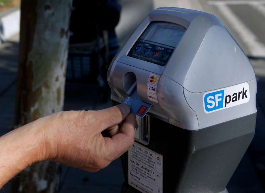 Parking meter rates: Up to $7 an hour
