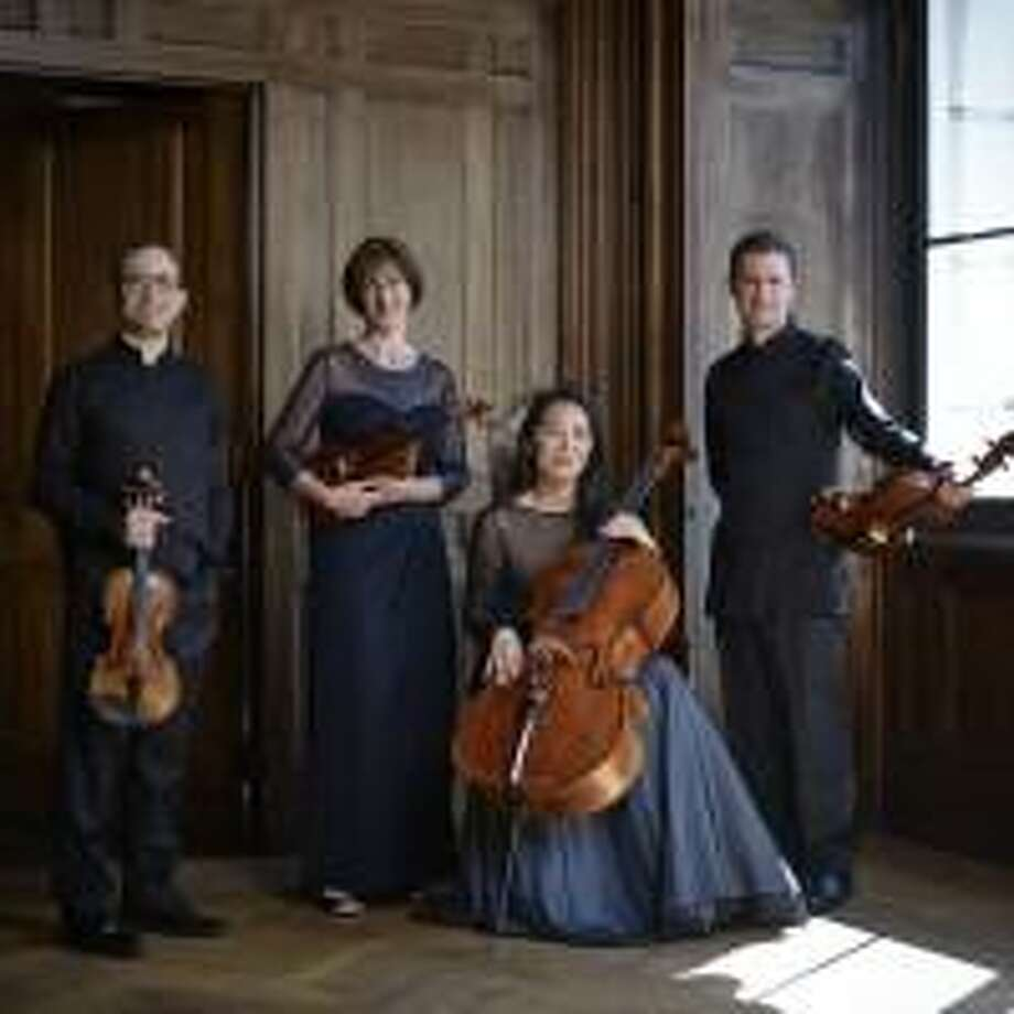 The Newtown Friends of Music's final concert will feature two world-renown ensembles, the Daedalus and Brentano Quartets, presented on the stage of the Edmond Town Hall in Newtown at 3pm on Sunday, Oct. 15. Photo: Contributed Photo / Contributed Photo Not For Resale / © JÜRGEN FRANK