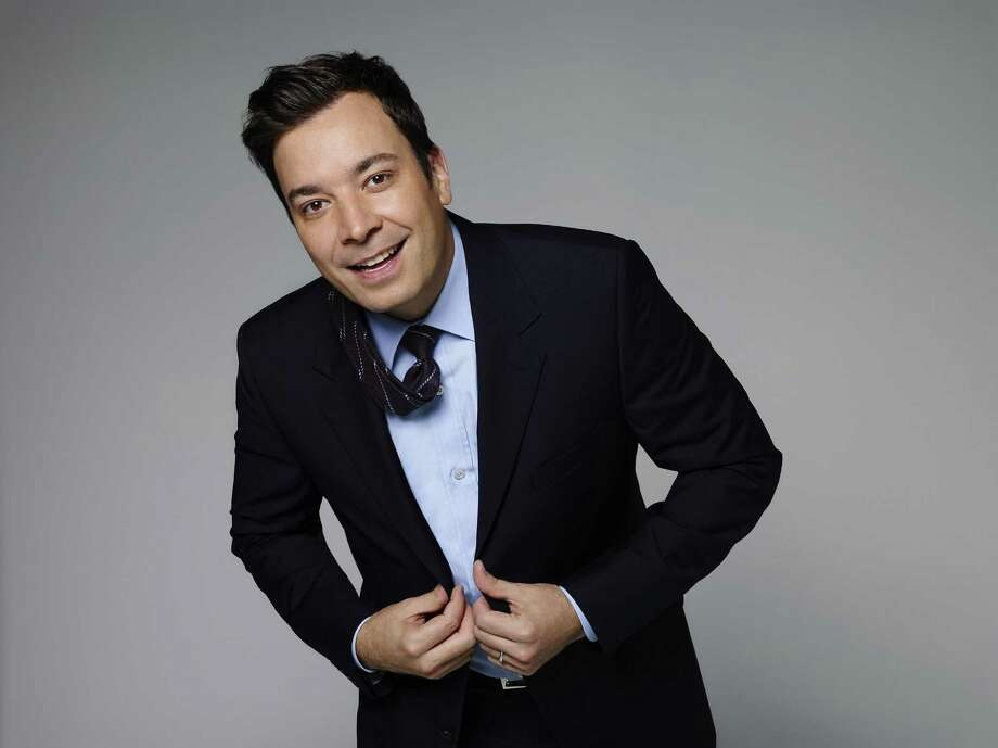 """The Tonight Show Starring Jimmy Fallon"" announced Tuesday morning last that it will be ""going back to school,"" airing a special show from the University of Texas at Austin in November. Photo: James White /NBC / 2013 NBCUniversal Media, LLC"
