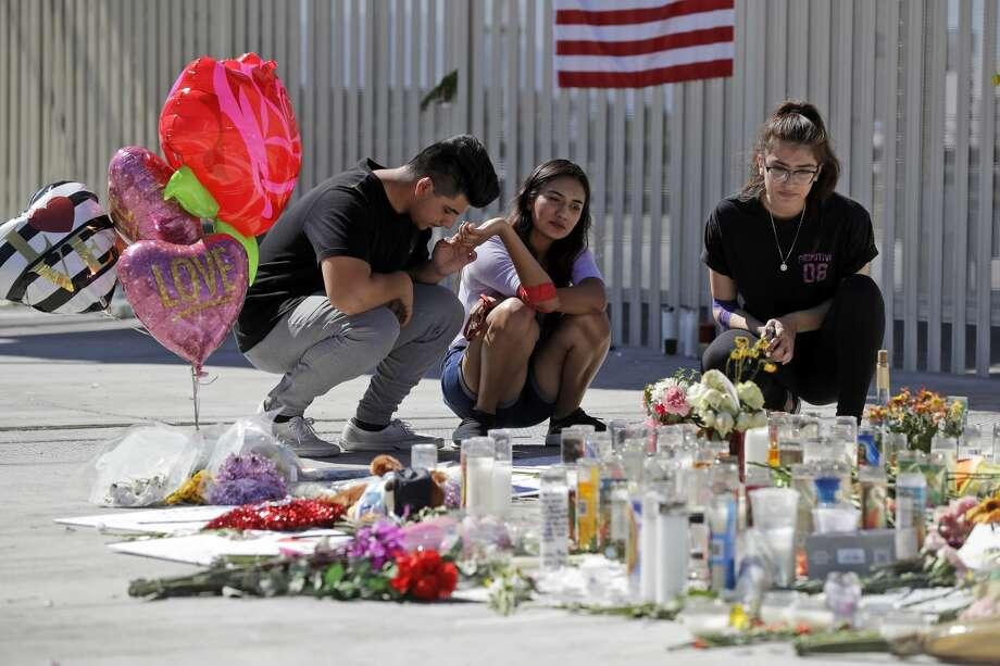 Las Vegas gunman has ties to Florida