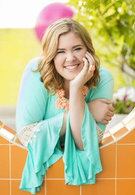 Bailey Schweitzer, 20, from Bakersfield, Calif. Photo: Makenzie Hollar/AP