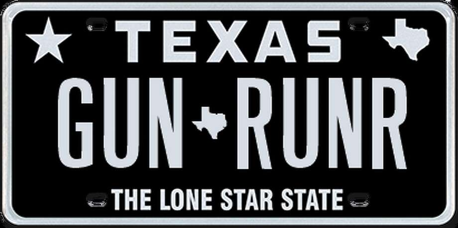 Rejected platesLicense plates rejected by the Department of Motor Vehicle in June, 2017.Click through to see the top licenseplates rejected by the DMV. (Warning: Contains graphic material.) Photo: TxDMV